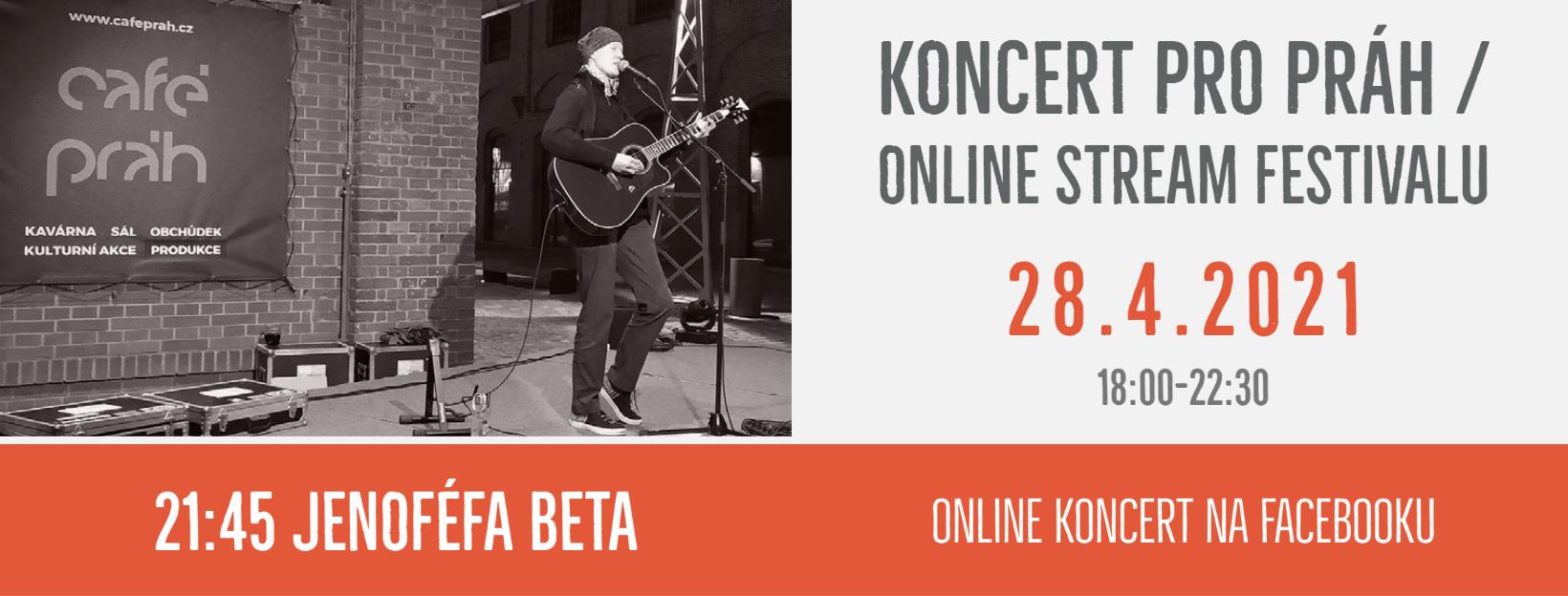 koncert pro Práh